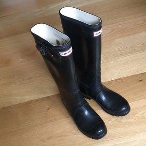 Women's Huntress Extended Calf Rain Boots. 5M/6F